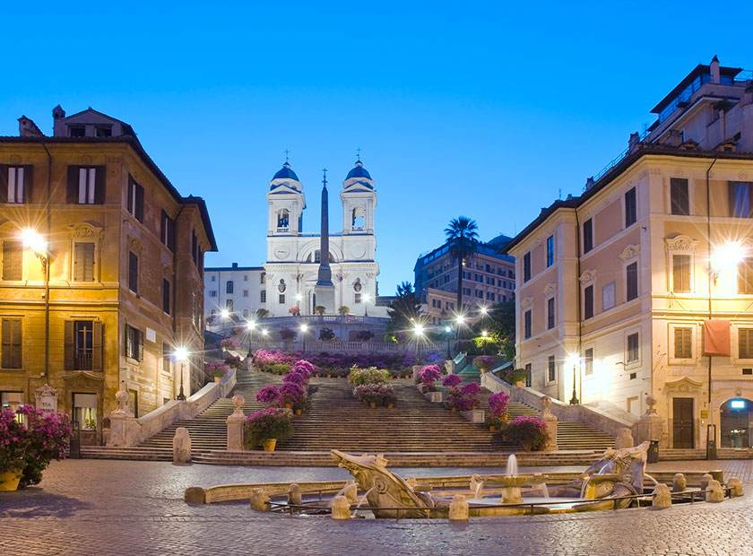 Hotel Rome Pres De La Fontaine De Trevi